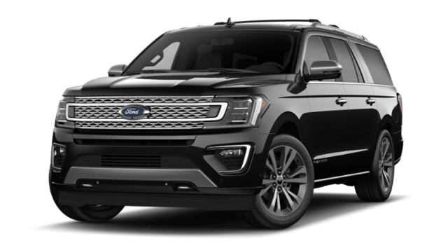 New 2020 Ford Expedition Max Platinum SUV in Kerrville, TX